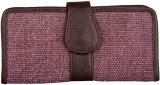 Rajrang Women Casual Purple  Clutch