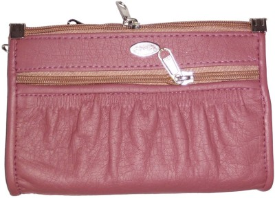 DesireMore Girls Casual Maroon  Clutch
