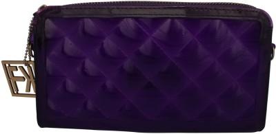 Fashion Knockout Women Casual Purple  Clutch