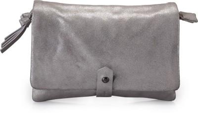 Jasbir Gill Casual Silver  Clutch