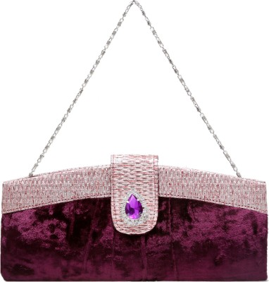 Tripssy Wedding, Festive Purple  Clutch