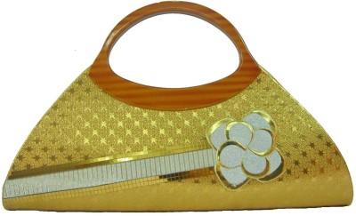 Estoss Women Festive Gold  Clutch