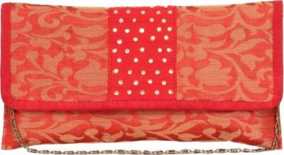 Sunbeams Red  Clutch