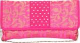 Sunbeams Women Pink  Clutch