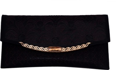Prime Formal Black  Clutch