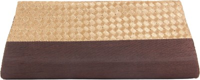 Merci Women Party Brown  Clutch
