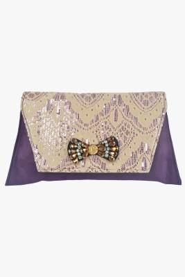 VIVO Party Purple  Clutch