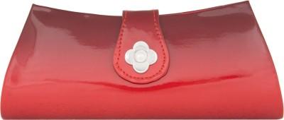 Deeon Formal Red  Clutch