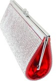 Dooda Women Party Red  Clutch