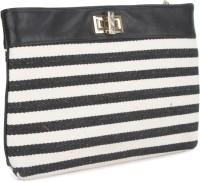 Carlton London Women Black, Beige  Clutch best price on Flipkart @ Rs. 1097