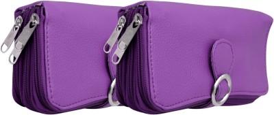 Magiq Purple  Clutch