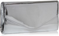 ToniQ Party Silver  Clutch best price on Flipkart @ Rs. 1299