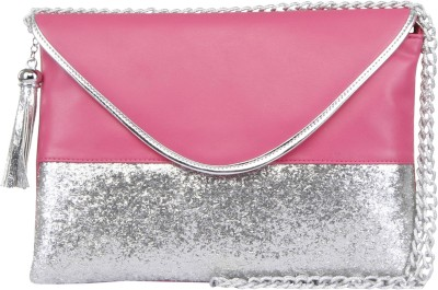 Vdesi Casual, Party Pink  Clutch