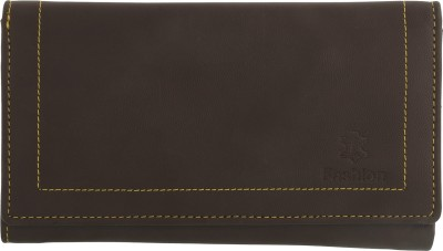 Fashion Leather Casual Brown  Clutch