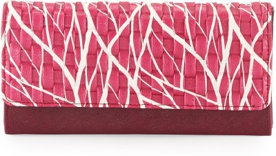 Lady World Wedding, Casual, Party, Formal, Festive Pink, Maroon  Clutch