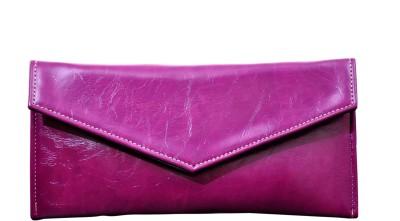 Carnival Women Casual Purple  Clutch
