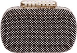 99 Moves Women Casual Black  Clutch