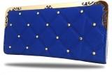 Online Keeda Women Blue  Clutch