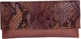 Womaniya Girls Casual Brown  Clutch