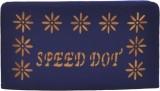 Speed Dot Women Blue  Clutch