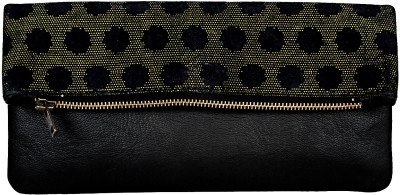 Rub & Style Casual Black  Clutch
