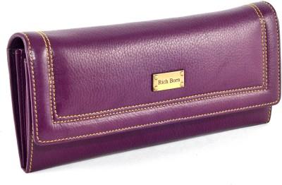 RICHBORN Women Casual Purple  Clutch