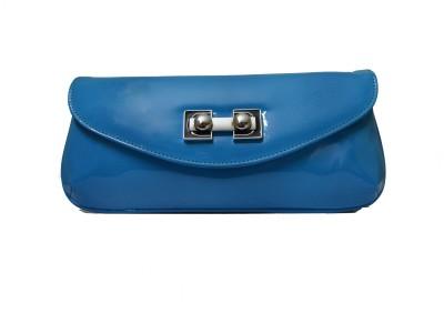 DERA Casual, Party Blue  Clutch