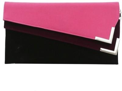 Lino Perros Women Casual Pink, Purple  Clutch