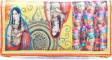 Saiarisha Women Casual Multicolor  Clutc...