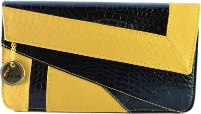 Balooni Girls Party Yellow  Clutch