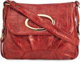 Vero Couture Women Party Red  Clutch