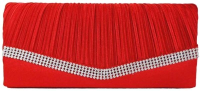 Chicastic Wedding Red  Clutch
