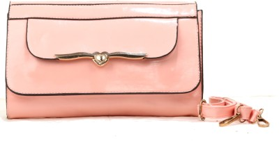 Luxury Living Casual, Party, Festive Pink  Clutch