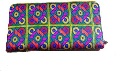 Cronus Women Festive Multicolor  Clutch