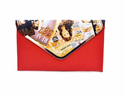 adglee Casual, Formal Red  Clutch