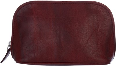 Traversys Women Casual Maroon  Clutch