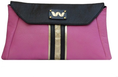 Vickiana Quest Wedding, Casual, Party, Festive Pink  Clutch