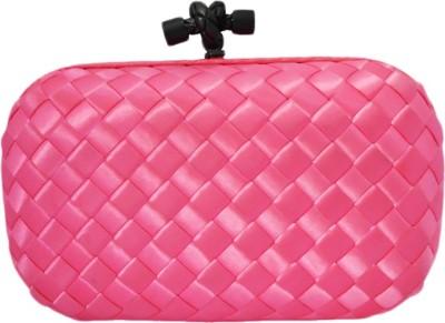 Zaira diamond Pink  Clutch