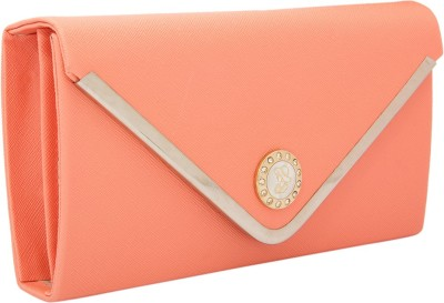 Polki Casual, Party Pink  Clutch
