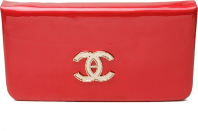 Arshi fashion Party Red  Clutch