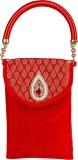 Starz Women Casual Red  Clutch