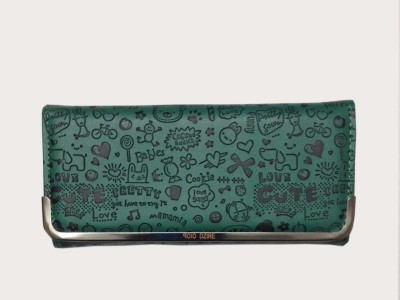 MSELACTOS Wedding, Casual, Party Green  Clutch