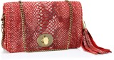 Phive Rivers Women Casual Red  Clutch