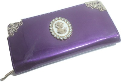 woody woody Party Purple  Clutch