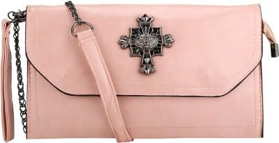 Jolie Pink  Clutch