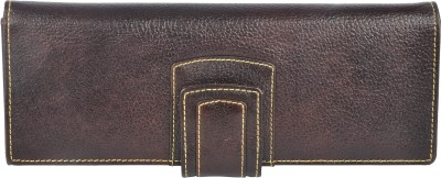 Bluwhale Casual, Formal, Festive, Party Brown  Clutch