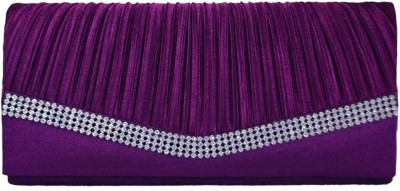 Chicastic Wedding Purple  Clutch