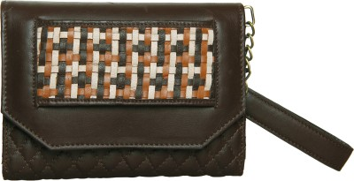 Phive Rivers Women Casual Brown  Clutch