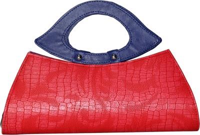 Moda Desire Girls Casual Red  Clutch