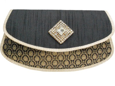 Dafter Luggage Party Black  Clutch